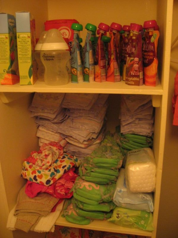 Travel With Baby Nappies Food