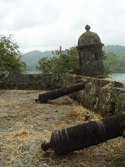 Jungle Trekking on the Pirate Coast in Panama
