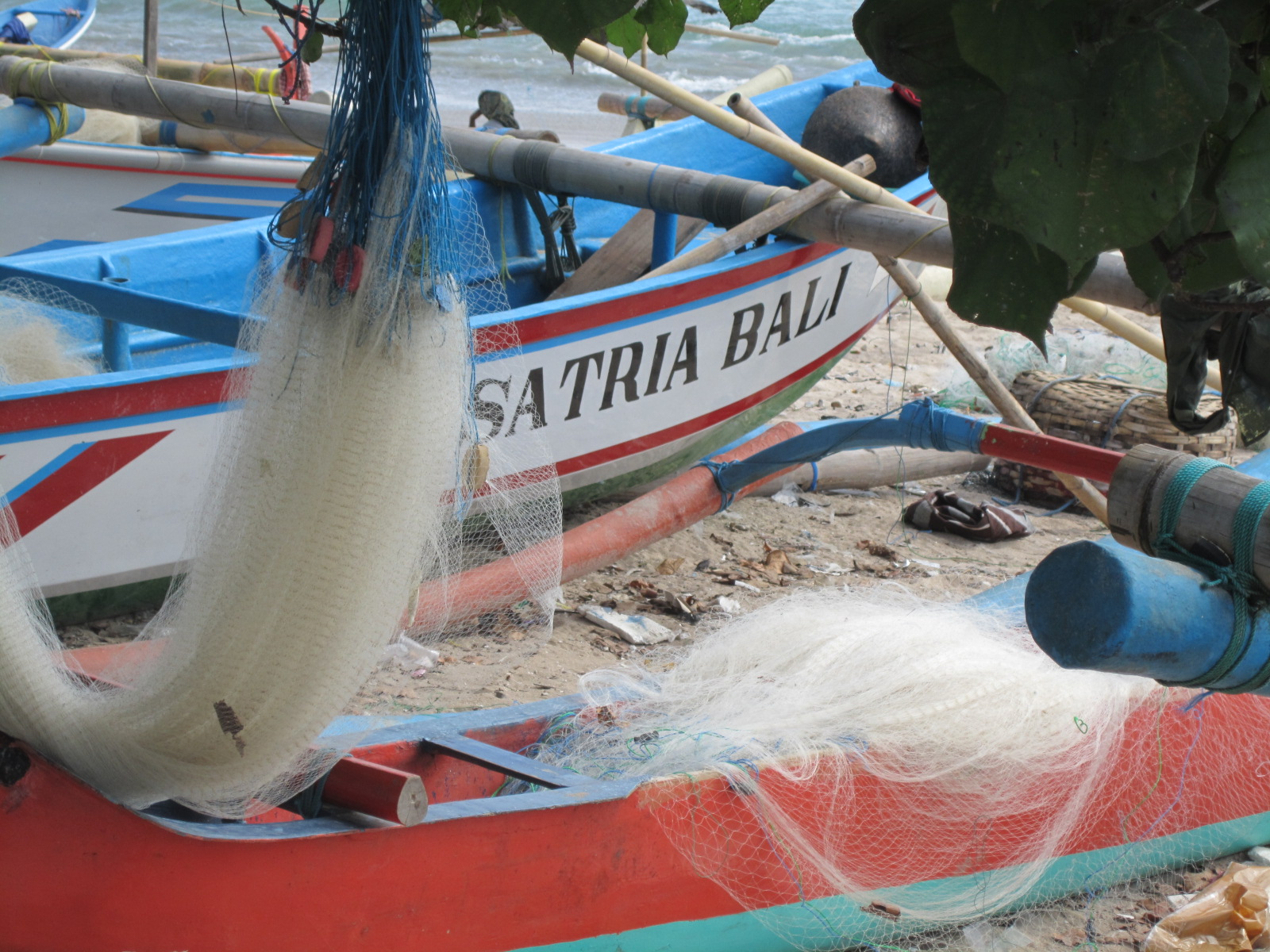 Fishingboat Jimbaran