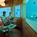 First underwater spa in the Maldives : Huvafen Fushi